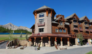 Lone Peak Center at Big Sky Resort