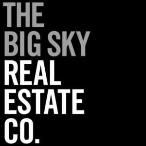 The Big Sky Real Estate Co. Logo